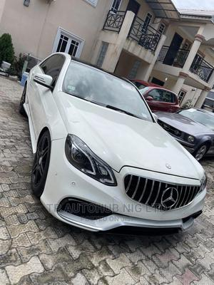Mercedes-Benz E350 2011 White   Cars for sale in Lagos State, Lekki