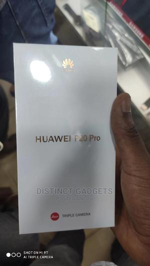 New Huawei P20 Pro 128 GB Black | Mobile Phones for sale in Lagos State, Ikeja