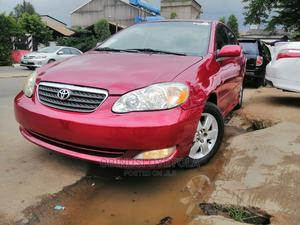 Toyota Corolla 2006 1.4 VVT-i Red | Cars for sale in Lagos State, Ikeja