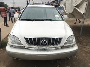 Lexus RX 2001 300 White | Cars for sale in Lagos State, Ikorodu