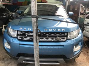 Land Rover Range Rover Evoque 2013 Pure AWD 5-Door Blue | Cars for sale in Lagos State, Apapa