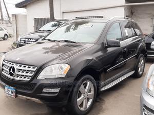 Mercedes-Benz M Class 2010 ML 350 4Matic Black | Cars for sale in Lagos State, Amuwo-Odofin