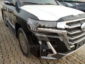 Toyota Land Cruiser 2014 5.7 V8 VX-S Black | Cars for sale in Lagos State, Lekki