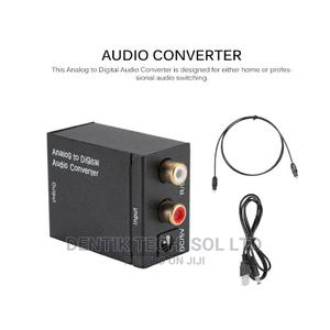 Analog to Digital Audio Converter   Accessories & Supplies for Electronics for sale in Lagos State, Ikeja
