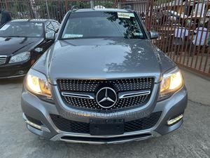 Mercedes-Benz GLK-Class 2014 350 4MATIC Gray | Cars for sale in Lagos State, Magodo