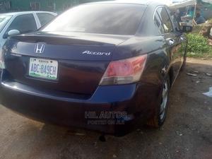 Honda Accord 2009 Blue | Cars for sale in Abuja (FCT) State, Kubwa