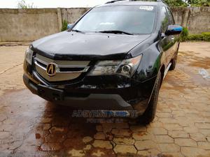 Acura MDX 2009 Black | Cars for sale in Lagos State, Ojodu