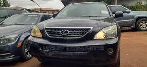 Lexus RX 2007 400h AWD Black | Cars for sale in Lagos State, Ikeja