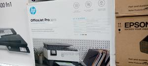 HP Officejet Pro 9013 All-In-One Printer | Computer Hardware for sale in Lagos State, Lagos Island (Eko)