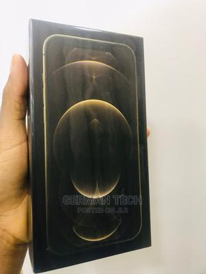 New Apple iPhone 12 Pro Max 256 GB Gold | Mobile Phones for sale in Lagos State, Ikeja