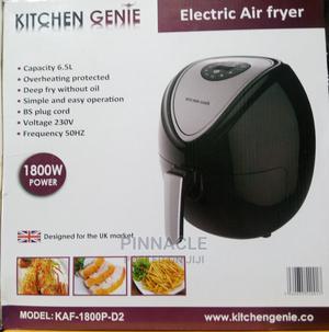 Kitchen Genie Electric Air Fryer - 6.5L   Kitchen Appliances for sale in Lagos State, Yaba