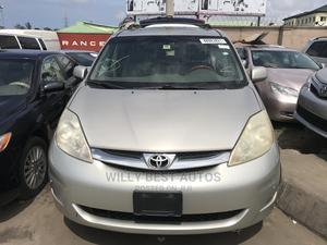 Toyota Sienna 2006 XLE Limited AWD Silver | Cars for sale in Lagos State, Amuwo-Odofin