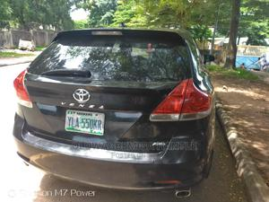 Toyota Venza 2010 Black | Cars for sale in Abuja (FCT) State, Lugbe District
