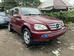 Mercedes-Benz M Class 2003 Red   Cars for sale in Lagos State, Apapa