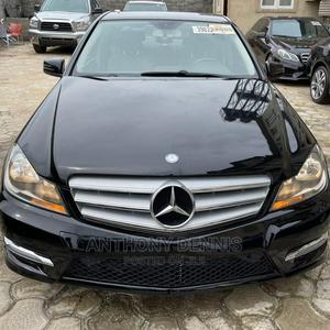 Mercedes-Benz C250 2013 Black   Cars for sale in Lagos State, Maryland