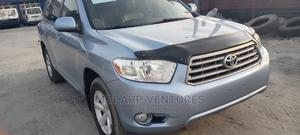 Toyota Highlander 2008 Blue   Cars for sale in Lagos State, Ibeju