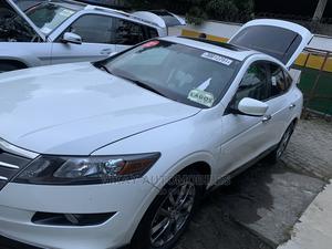 Honda Accord CrossTour 2010 EX-L AWD White   Cars for sale in Lagos State, Amuwo-Odofin