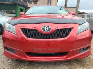 Toyota Camry 2007 Red | Cars for sale in Lagos State, Ojodu