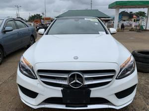 Mercedes-Benz C400 2015 White | Cars for sale in Lagos State, Alimosho
