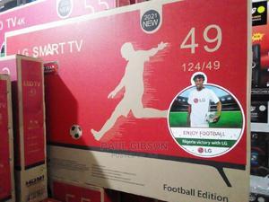 LG Smart TV 49 Inches | TV & DVD Equipment for sale in Edo State, Benin City