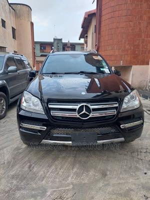 Mercedes-Benz GL Class 2012 GL 450 Black   Cars for sale in Lagos State, Ikotun/Igando