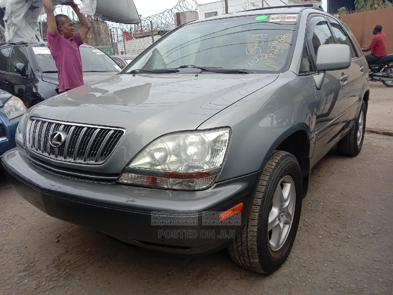 Lexus RX 2002 300 4WD Silver
