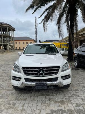 Mercedes-Benz M Class 2014 White | Cars for sale in Lagos State, Ajah