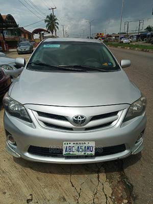 Toyota Corolla 2013 Silver | Cars for sale in Osun State, Osogbo