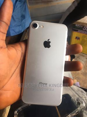 Apple iPhone 7 128 GB Silver | Mobile Phones for sale in Oyo State, Ibadan