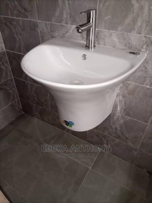 Wall Hung Basin | Plumbing & Water Supply for sale in Abuja (FCT) State, Gwarinpa