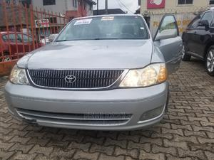 Toyota Avalon 2002 XLS W/Bucket Seats Silver | Cars for sale in Lagos State, Magodo