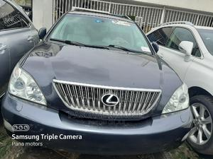 Lexus RX 2007 350 4x4 Gray | Cars for sale in Lagos State, Ikeja