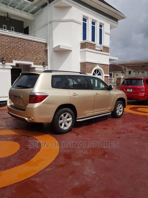 Toyota Highlander 2008 Limited Gold   Cars for sale in Lagos State, Lekki
