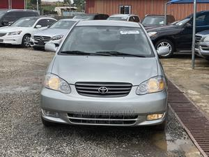 Toyota Corolla 2005 LE Silver | Cars for sale in Abuja (FCT) State, Jahi