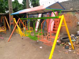 6seater Swing Children Playground Equipment   Toys for sale in Lagos State, Agege