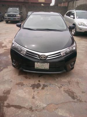 Toyota Corolla 2016 Black   Cars for sale in Lagos State, Ikorodu