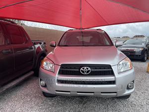 Toyota RAV4 2012 2.5 4x4 Silver | Cars for sale in Lagos State, Amuwo-Odofin