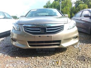Honda Accord 2008 Gold   Cars for sale in Abuja (FCT) State, Central Business District