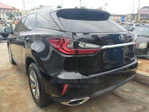 Lexus RX 2019 350 AWD Black | Cars for sale in Lagos State, Isolo
