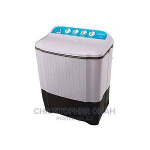 Hisense Twin Tube Washing Dry Spinning Machine 7.2kg | Home Appliances for sale in Abuja (FCT) State, Gwarinpa