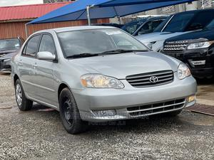 Toyota Corolla 2005 Silver | Cars for sale in Abuja (FCT) State, Jahi
