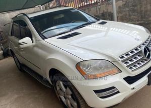 Mercedes-Benz M Class 2011 ML 350 4Matic White | Cars for sale in Lagos State, Ojodu