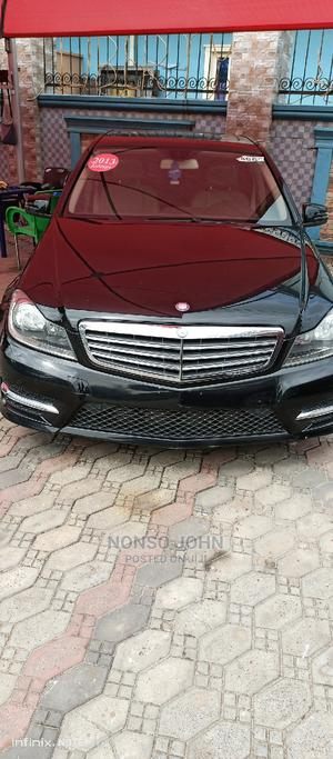 Mercedes-Benz C300 2013 Black | Cars for sale in Lagos State, Amuwo-Odofin