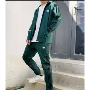 Unisex Adidas Track Suit   Clothing for sale in Lagos State, Apapa