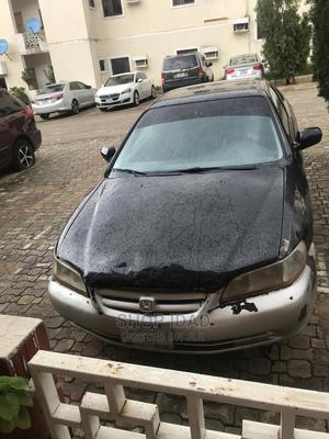 Honda Accord 1999 Coupe Black | Cars for sale in Abuja (FCT) State, Wuse 2