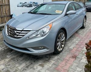 Hyundai Sonata 2012 Blue | Cars for sale in Lagos State, Lekki