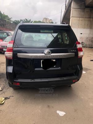 Toyota Land Cruiser Prado 2014 Black   Cars for sale in Lagos State, Ikoyi