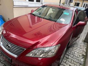 Lexus ES 2009 350 Red | Cars for sale in Rivers State, Port-Harcourt