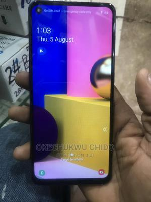 Samsung Galaxy A21s 64 GB Blue | Mobile Phones for sale in Lagos State, Ojo