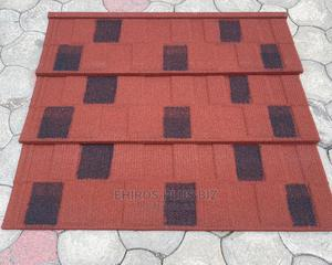 0.55 Original Metro Tiles Shingle Stone Coated Roof Tiles | Building Materials for sale in Imo State, Owerri